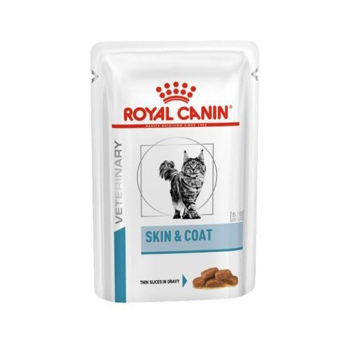 Royal Canin Feline Skin & Coat Formula Húmedo