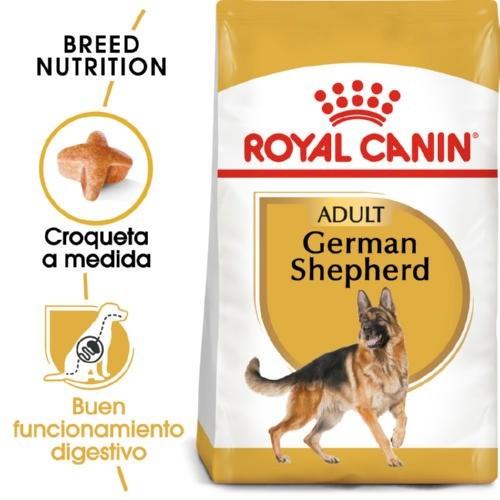 Royal Canin Pastor Alemán Adult pienso seco para perro adulto
