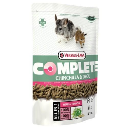 Versele laga Chinchilla & Degu  complete pienso para chinchillas