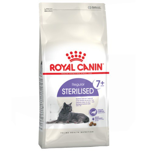 Royal Canin Sterilised  7 para gatos