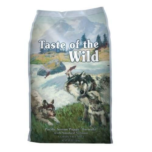 Taste of the Wild Pacific Stream Puppy con Salmón
