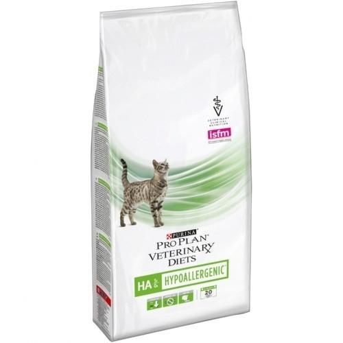 Pienso PURINA PRO PLAN VETERINARY DIETS HA Hypoallergenic para gatos
