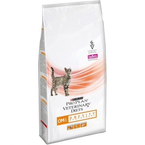 Pienso PURINA PRO PLAN VETERINARY DIETS OM Obesity para gatos