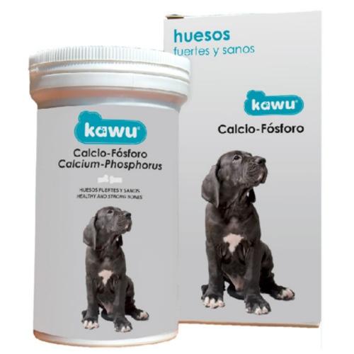 Suplemento de Calcio y Fósforo de Kawu para perros