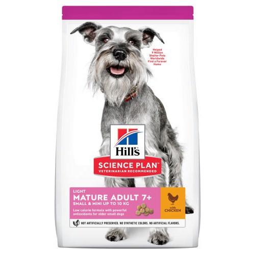 Hill's Canine Mature Adult 7  Mini Light