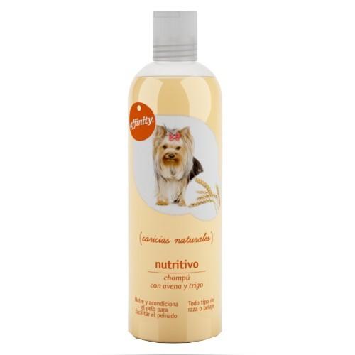 Affinity Care Champú nutritivo para perros