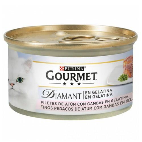 Gourmet Diamant finas láminas de atún con gambas