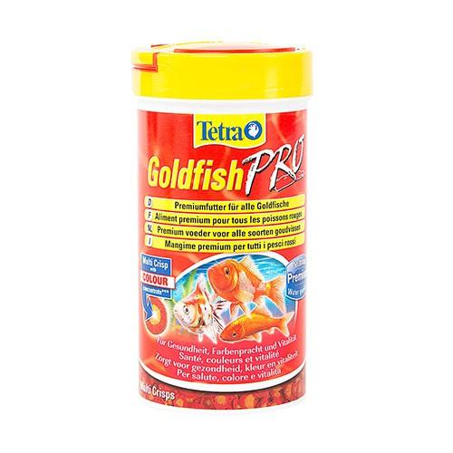 Tetra goldfish crisps alimento para peces de agua fr a for Alimentacion para peces de agua fria