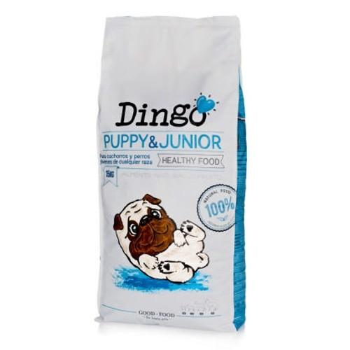 Dingo Cachorro pienso para cachorros
