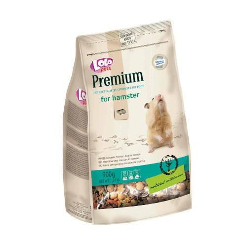 Lolo Pets Premium Mezcla completa para Hámsters