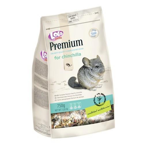 Lolo Pets Premium Mezcla completa para Chinchillas
