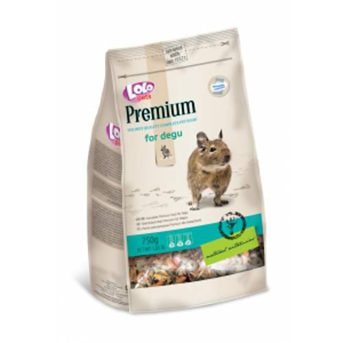 Lolo Pets Premium Mezcla completa para Degús