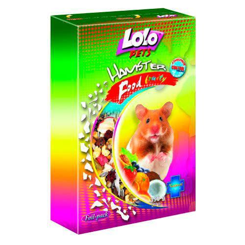 Lolo Pets Mezcla de Frutas para Hámster