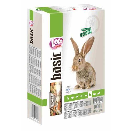 Lolo Pets Basic Mezcla Completa para Conejos