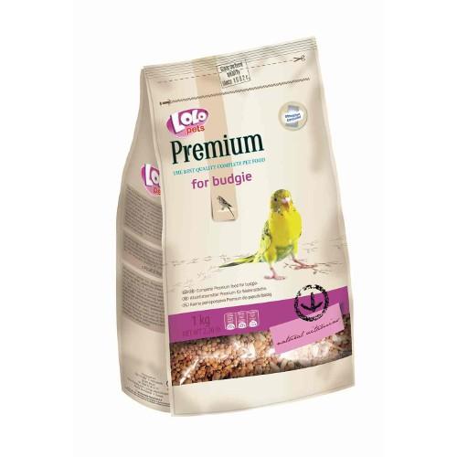 Lolo Pets Mezcla Premium para Periquitos