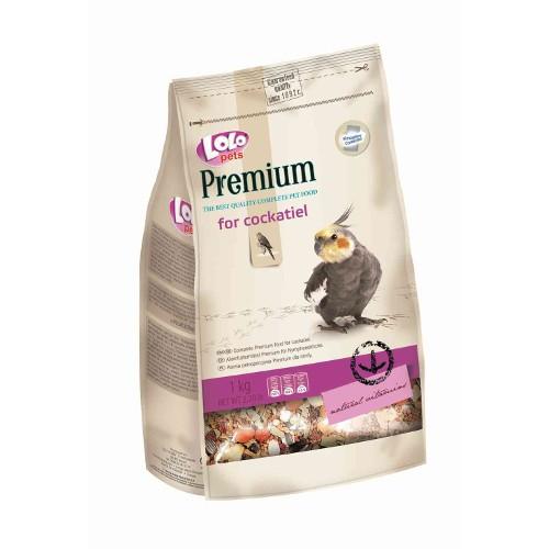 Lolo Pets Mezcla Premium para Ninfas