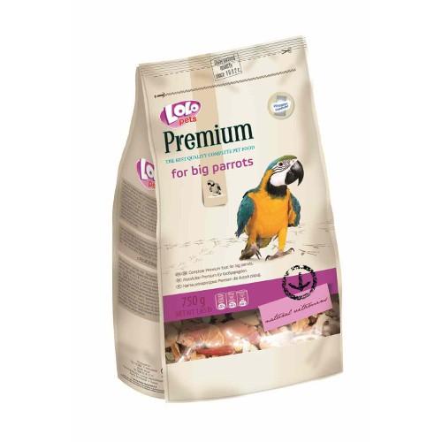 Lolo Pets Mezcla Premium para Loros
