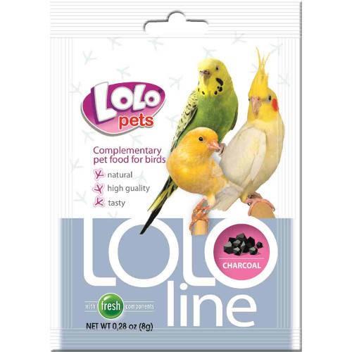 Lolo Pets Lololine Saquitos de complemento para aves