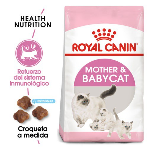 Royal Canin Mother & Babycat pienso para gatito