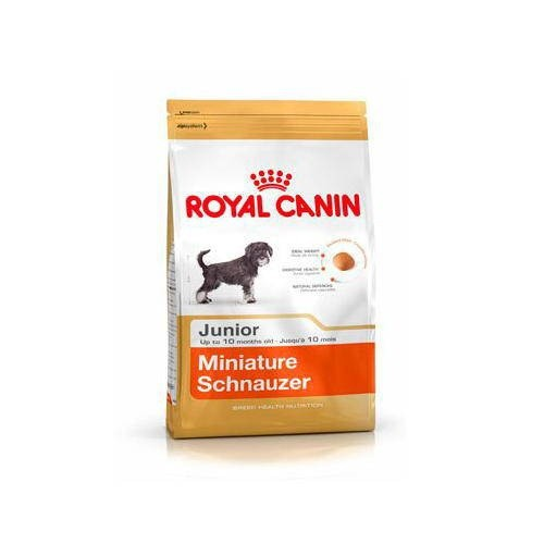 Royal Canin Schnauzer Miniatura Junior