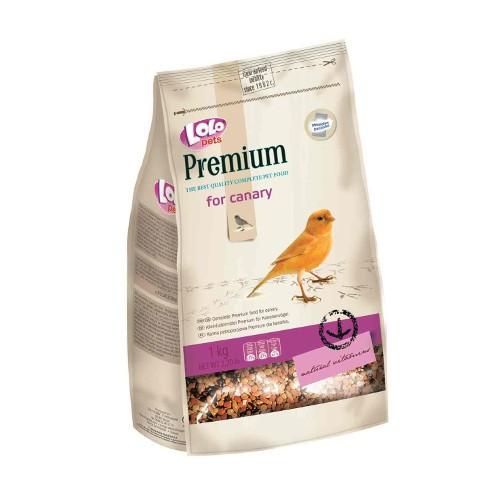 Lolo Pets Mezcla Premium para Canarios