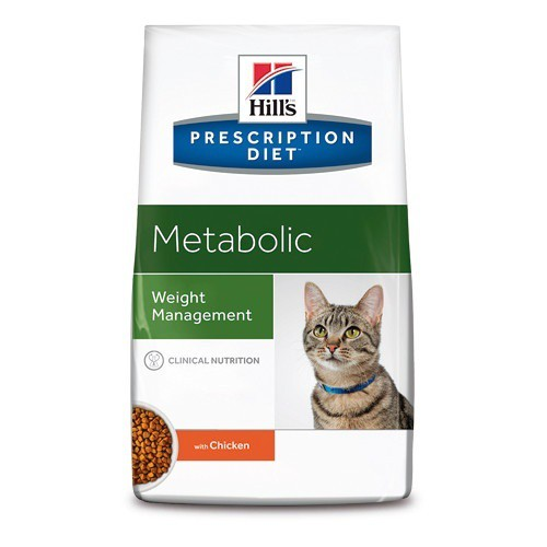 Hills Prescription Diet Feline Metabolic Seco Pérdida de peso