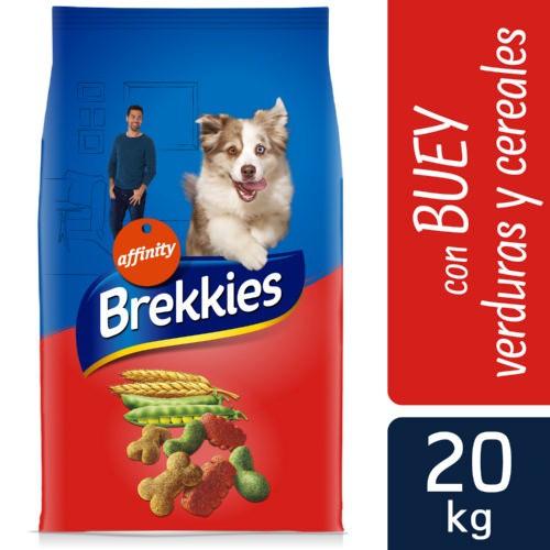 Brekkies Adult Mix Buey Pienso para perros