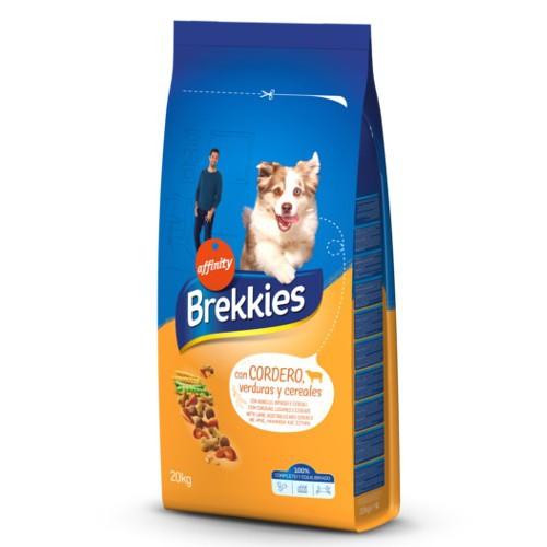 Brekkies Adult Mix Cordero Pienso para perros