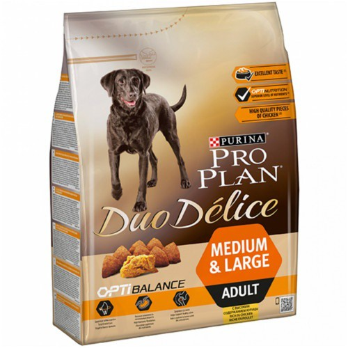 Purina PRO PLAN Duo Delice Adult