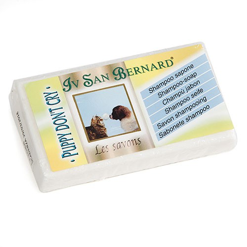 Iv San Bernard Champú en pastilla de jabón especial cachorros