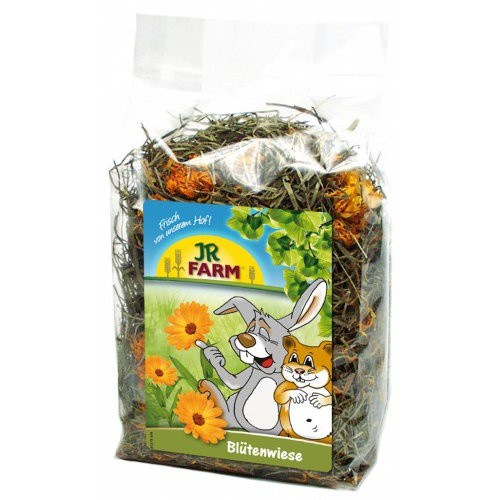 Jr-Farm Flores de la Pradera para roedores y reptiles