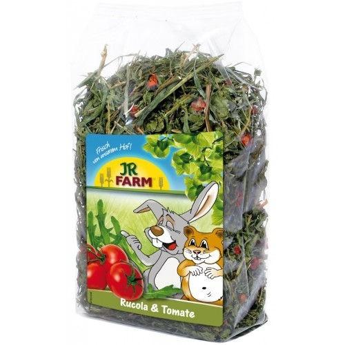 Jr-Farm Rúcula y Tomate seco para roedores y reptiles