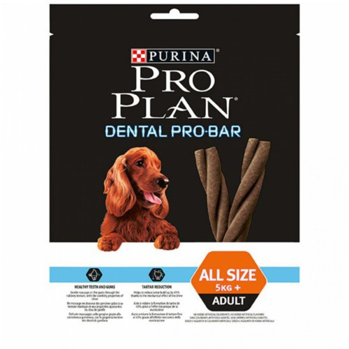 PRO PLAN Dental Pro Bar snack para perros