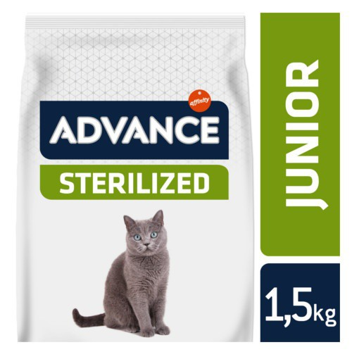 Advance Junior Sterilized para gatos