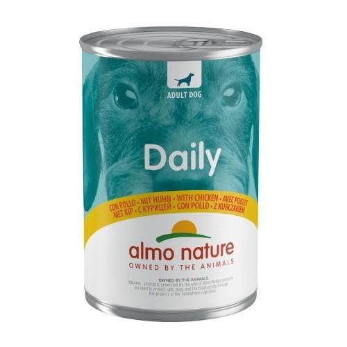 Almo Nature Daily Menu Pollo Alimento húmedo natural para perros