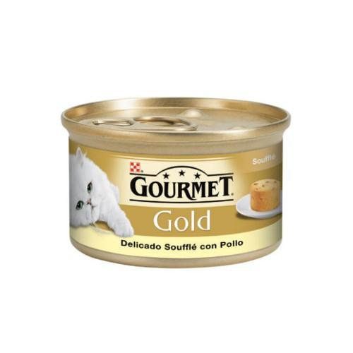 Gourmet Gold Soufflé con Pollo