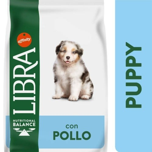 Libra Puppy Pollo Pienso para cachorros