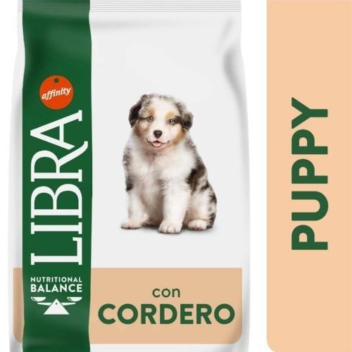 Libra Puppy Cordero Pienso para cachorros