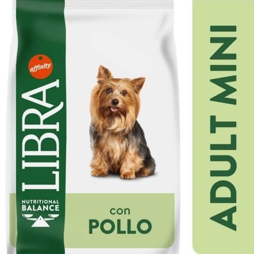 Libra Adult Mini Pienso para perros pequeños
