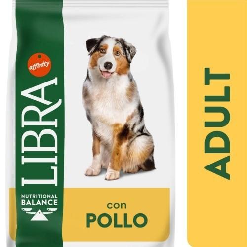 Libra Adult Pollo Pienso para perros