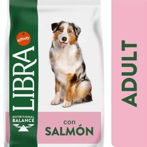 Libra Adult Salmón Pienso para perros