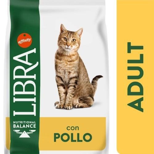 Libra Adult con Pollo para Gatos