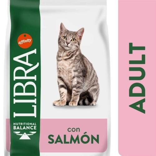 Libra Adult con Salmón para Gatos
