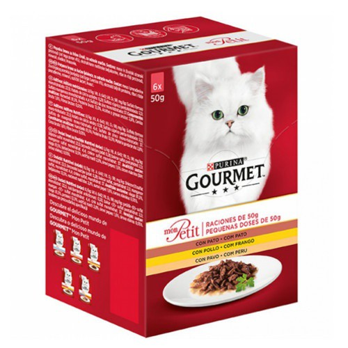 Gourmet Mon Petit Multipack Aves