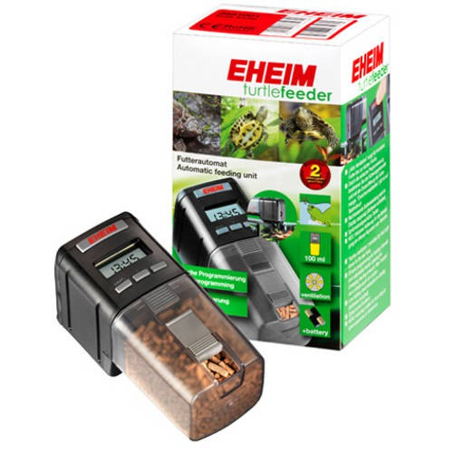Automatic feeding unit for turtles EHEIM Turtlefeeder