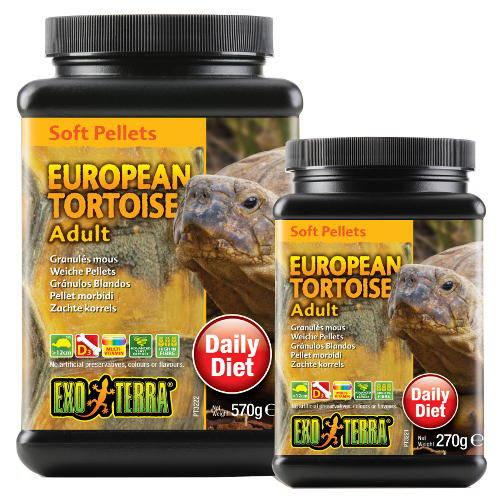 Alimento Tortuga Europea Adulta de EXO TERRA