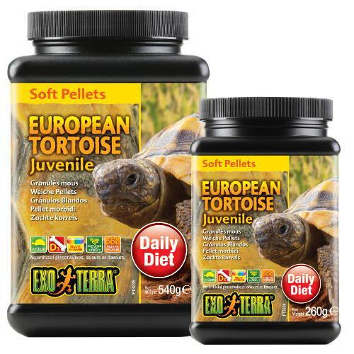 Alimento Tortuga Europea Juvenil de EXO TERRA