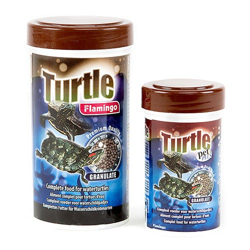 Alimento completo para tortugas de agua Pet Plus Turtle