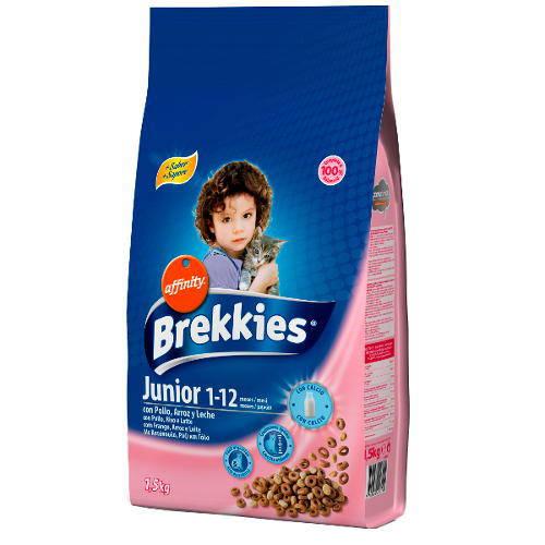 Brekkies Excel gatitos Special Junior