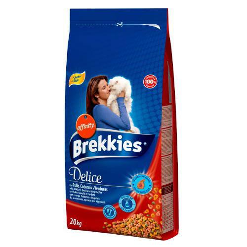 Brekkies Excel gato adulto Delice Carne